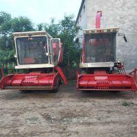 优质靑储机厂家改装履带式牧草收割机 秸秆粉碎收集机
