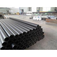 生产加工黑色超高PE管 超高分子量聚乙烯UHMW-PE管