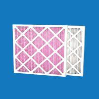 广东广州艾瑞厂家供应定制F5 纸框过滤器中效空气过滤器滤网