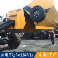 供应艾迪尔装载机前进式清扫器 港口大型扫地机