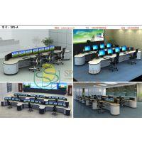 荣成安防监控操作台 智能电网系统控制台SPS-A系列