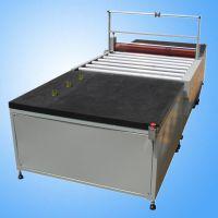 1300型玻璃盖板专用覆膜机(复膜机),自带吹气功能不划伤产品.