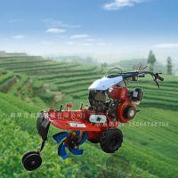 多功能葱姜种植开沟机 启航大马力甘蔗培土机 自走式松土机哪里有卖