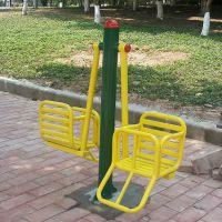 小区健身器材网上商场 114管腰背按摩器 柏克体育直销健身设施