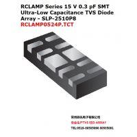 RCLAMP0521P RCLAMP0522P RCLAMP0524P单路单向超低电容ESD