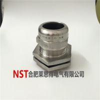 G1 1/4黄铜防爆电缆葛兰头 防水固定头 金属接头