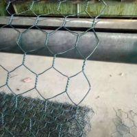 现货优质高锌石笼网 寿命30年 河道治理水利石笼厂家