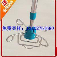 医用输液吊杆 可伸缩式不锈钢铝合金输液吊杆 尺寸可定制厂家现货