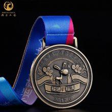 马拉松比赛奖牌,合金开模纪念章,金属奖牌定制厂家