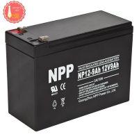 能源蓄电池耐普电池NPP12-9型号12V9AH供应