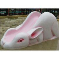 广州润乐水上设备-兔子滑梯