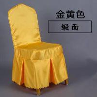君康工厂直销优质酒店椅套,餐厅椅套、高档椅套台布,布草