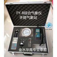 金水华禹FY-B便携式综合气象仪,综合数字气象检测仪,