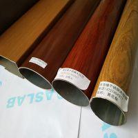 砂面木纹管可做7.5米长