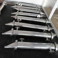 天沃双管板换热器 卫生级列管式换热器
