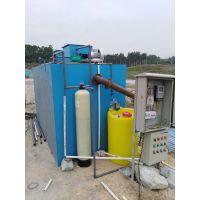 WSZ合肥日丽地埋式一体化生活污水处理设备