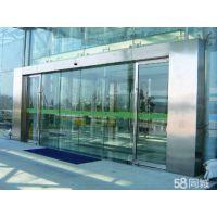 郑州玻璃门维修玻璃门安装换地弹簧