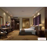 中山钜晟家具、做性价比的酒店家具、单人床JS-1001