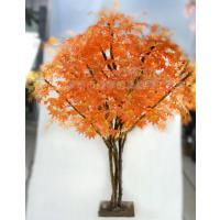 仿真树哪家做得好? 深圳实力大厂直销 仿真樱花树 桃花树 人造室外园林摆件假树 PU制作工艺品