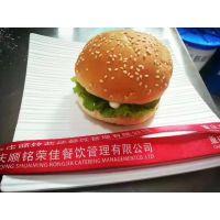 炸鸡汉堡加盟 鸡翅包饭小吃培训 重庆荣佳鱿鱼小吃技术
