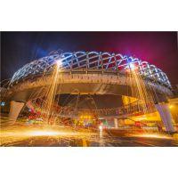 大跨度钢结构桥梁设计制作及安装公司