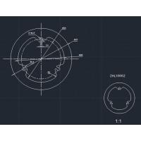 深圳东莞 铝制品 零部件专业 CNC机械加工 打印机铝配件开模订做