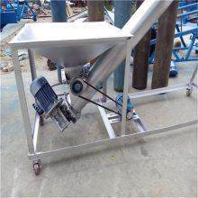 供应 乌海 垂直螺旋输送机 白砂糖螺旋输送机 物料提升输送设备提升机 六九重工