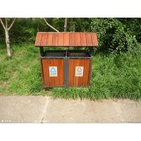 绍兴供应环卫垃圾桶,金属垃圾桶(H236)