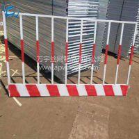 中铁十二局基坑护栏 基坑防护栏 防护围栏 警示护栏