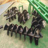 拖拉机液压挖坑机 拖拉机挖坑机报价 拖拉机带挖坑机