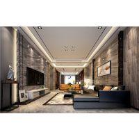 雅居乐剑桥汇装修案例_五居室现代风格