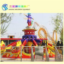 公园大型游乐设备跳楼机游乐园设备厂家