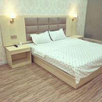 深圳双人床板式床,深圳旅馆标间双人床,板式家具定做厂家