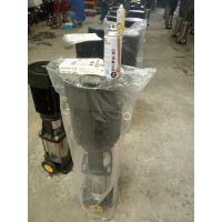 高层建筑用水泵 100CDL(F)90-30 22KW 江西众度泵业 不锈钢材质