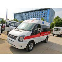 新世代v348短轴监护型救护车 国V 4963×2000×2560,2242