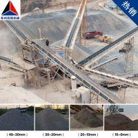 陕西神木推出新型砂石制砂生产线实现环保制沙
