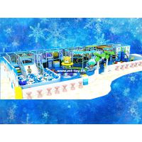 广州牧童室内儿童体能拓展乐园设备 淘气堡设备生产厂家 pvc材质