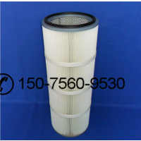 PTFE无纺布除尘滤芯350*660 覆膜滤筒