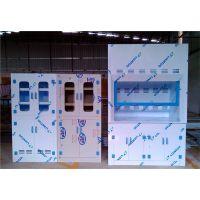 广州禄米科技生产耐酸碱PP通风柜 采用8mm瓷白色PP板焊接一体成型