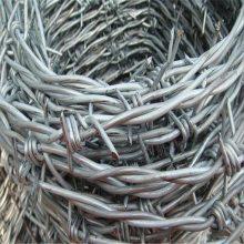 安平刺绳厂家 镀锌刺刀 刀片刺绳机