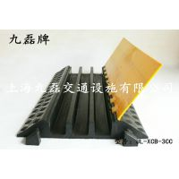 电缆过线槽生产厂家_电缆过线槽规格型号_电缆过线槽批发价格_三槽电缆过线槽