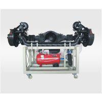 供应圣纳气压制动系统实训台实训充电系统故障诊断及检测
