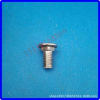 不锈钢平头马车螺丝 不锈钢方杆螺丝  定做特殊螺丝