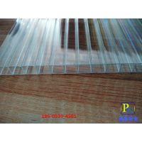 山东防腐蚀透光率高性能持久色彩丰富pc10mm双层湖蓝阳光板厂家