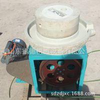 电动豆浆石磨机 传统家用石磨 振德供应 新款砂岩石磨机