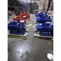SLW卧式管道泵 SLW25-110 4M3/H 扬程:15M 0.55KW 上海众度泵业
