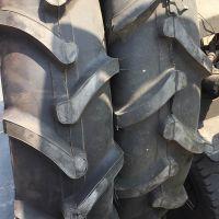现货销售18.4-30联合收割机拖拉机轮胎 前进正品人字花耐磨电话15621773182