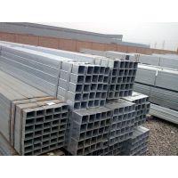 Q235B材质方管质量好,可以定做各种特殊规格快速交货