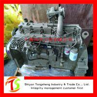 挖掘机现代R110VS用康明斯发动机150马力柴油机总成