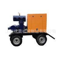 300HW-12东风康明斯柴油机混流泵机组